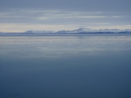 Kotzebue Sound, October 2007