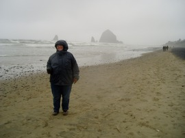 MCL at Canon Beach, Oregon - May 2008